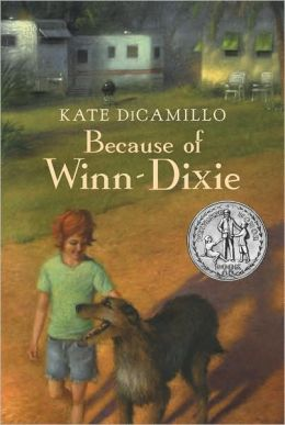 Because of Winn Dixie Top 90s Books