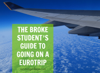 Broke Student's Guide to Going On a Eurotrip