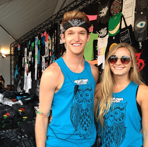 Electric Daisy Carnival New York Volunteers