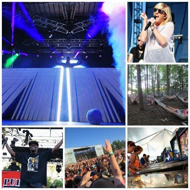 Firefly Day 1 Ellie Goulding Calvin Harris Flavor Flav Public Enemy