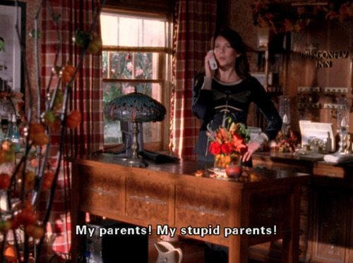 Gilmore Girls Lorelai Parents