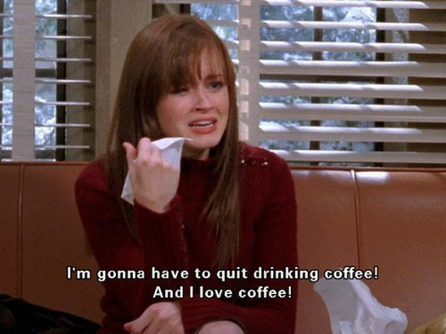Gilmore Girls Rory Coffee