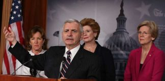 Senate Democrats Hold News Conference On Student Loan Rates