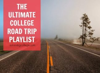 Ultimate College Road Trip Playlist