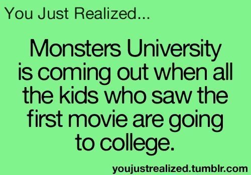 monsters university audience