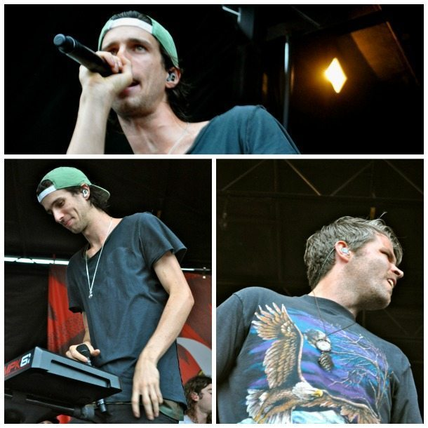 3OH!3 Vans Warped Tour 2013