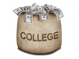 bag of money - college