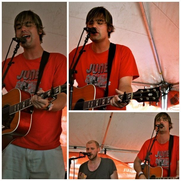 Charlie Simpson Warped Tour 2013