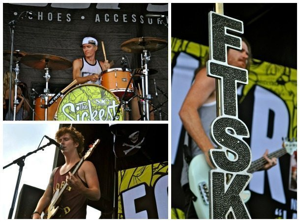 Forever The Sickest Kids Vans Warped Tour 2013 Long Island