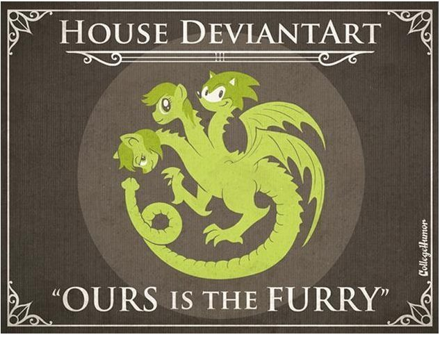 Game of Thrones House of DeviantArt H Caldwell Tanner