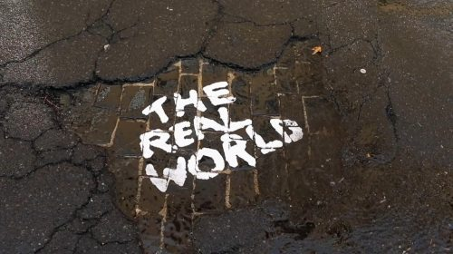 Real World Logo Title