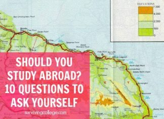 Should You Study Abroad 10 Questions To Ask Yourself