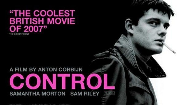 Joy Division Control Film Poster
