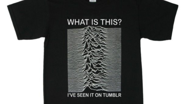 Laughing Squid Joy Division Shirt