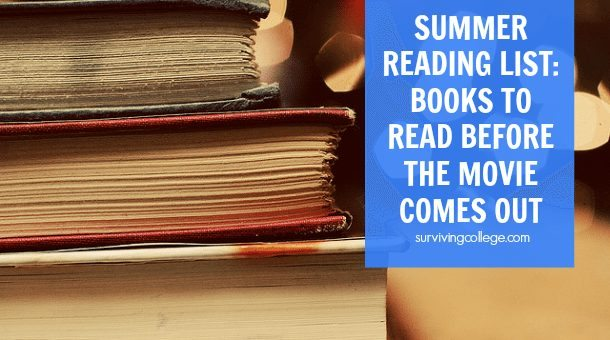 books to read this summer before you see the movie