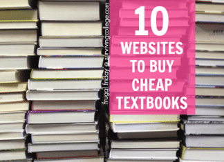 10 websites for cheap textbooks where to buy cheap textbooks