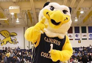 new product 6b7d2 a9130 Canisius Colleg - Golden Griffins | Mascot Monday
