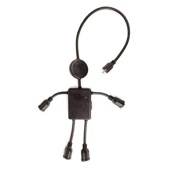 Electro Man Plug Dormify