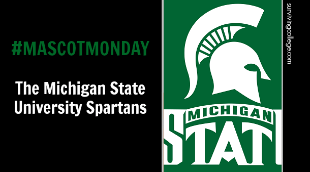 Mascot Monday Michigan State University Spartans
