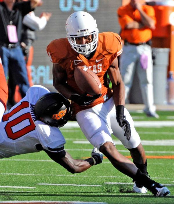 Oklahoma State vs University of Texas at Austin - College Football - Sooners vs Longhorns