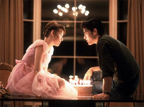 Sixteen Candles John Hughes Molly Ringwald 1984
