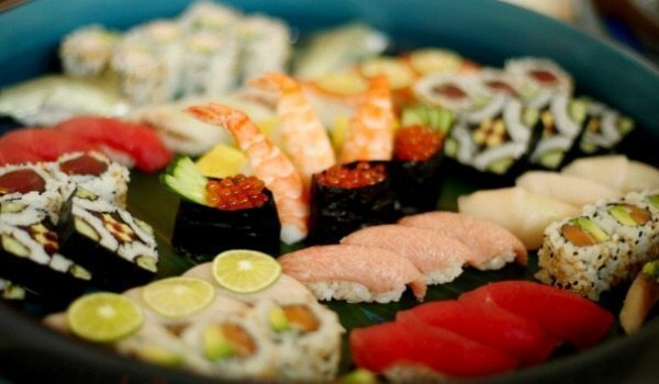 A Guide to Being Vegan in College Sushi