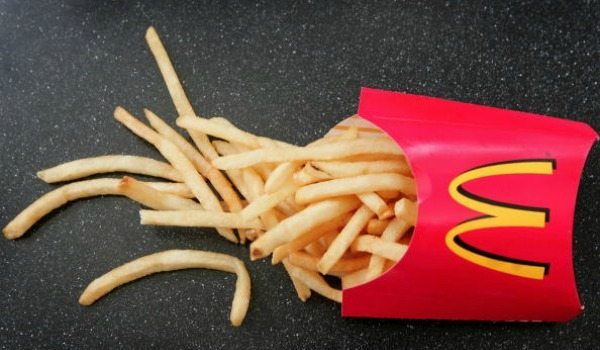 A Guide to Being Vegan in College French Fries