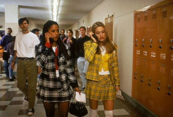 Cher and Dion - Clueless - Plaid Outfits