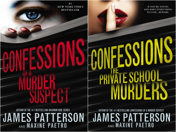 James Patterson - Confessions of a Murder Suspect - Confessions The Private School Murders