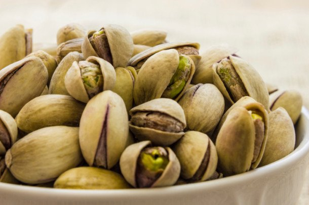 Pistachios - Healthy Snacks