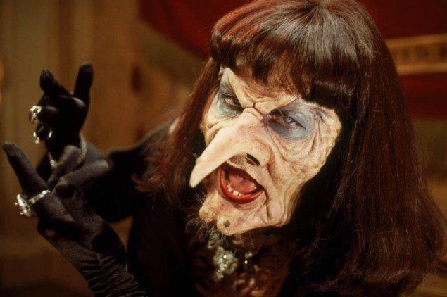Anjelica Huston The Witches Roald Dahl