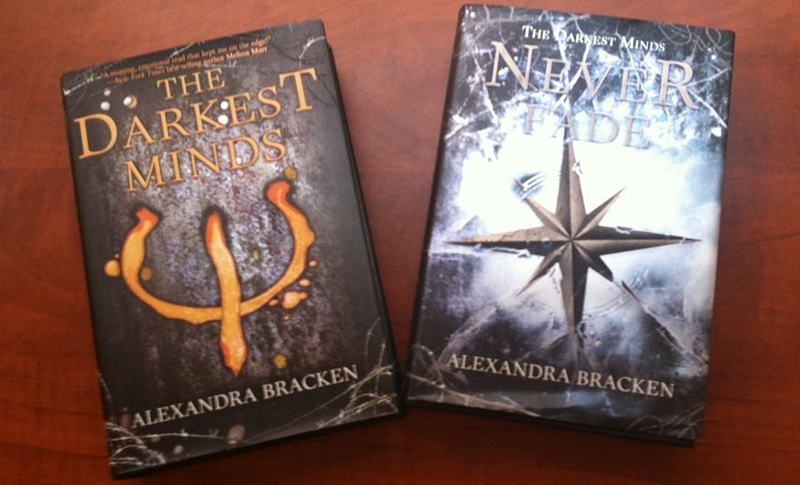 The Darkest Minds Never Fade Alexandra Bracken