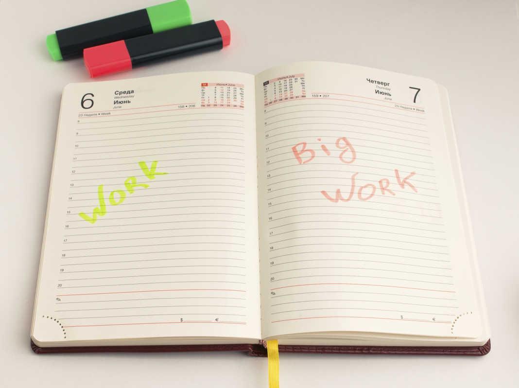 schedule planner college life
