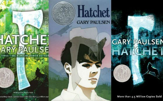 hatchet book report by gary paulsen Boekverslag engels hatchet door gary paulsen  author: gary paulsen  i read  the texts on the back of the book and this one i thought was the nicest one   summary brian's parents are divorced the summer he is going to spend with  his.