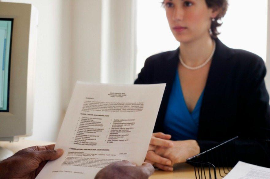 Job Interview - Resume