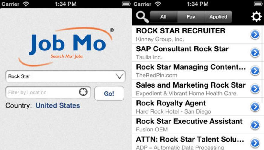 JobMo App