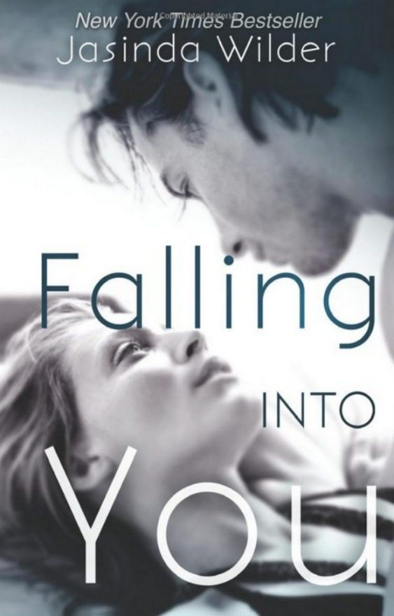 Falling Into You, Cover