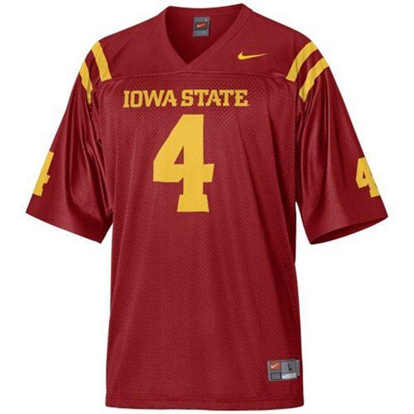 Iowa State Jersey