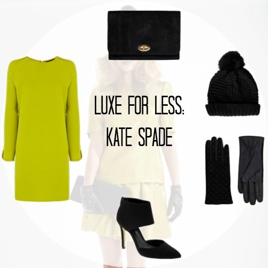 Luxe for less Kate Spade