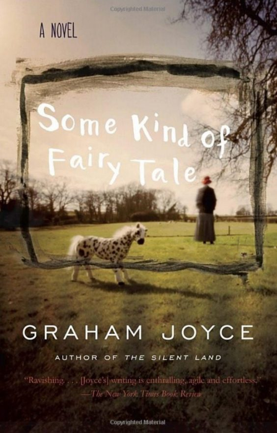 Some Kind of fairytale, cover