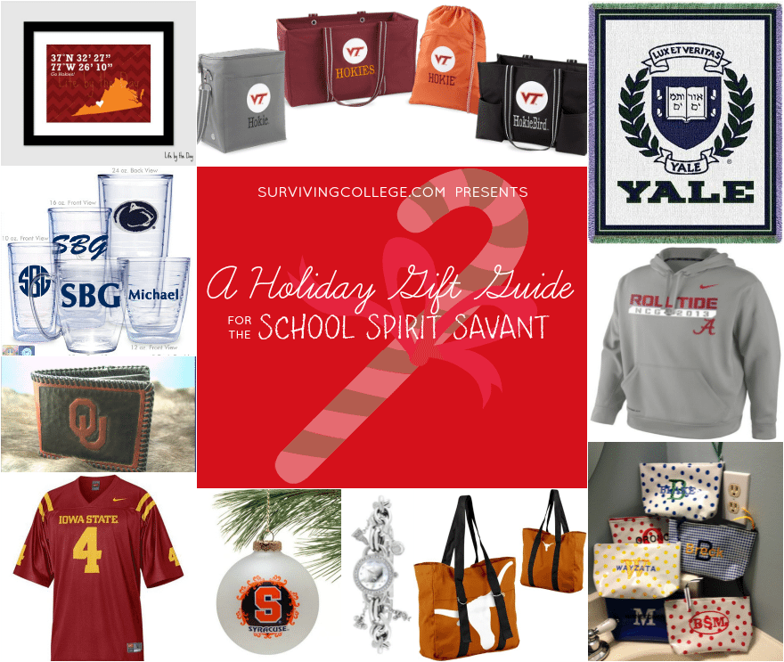 CampusRiot School Spirit Holiday Gift Guide