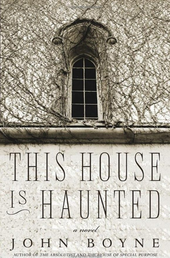 This House is Haunted, Cover