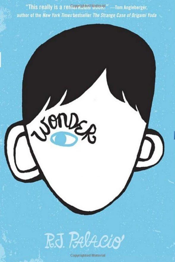 Wonder, Cover