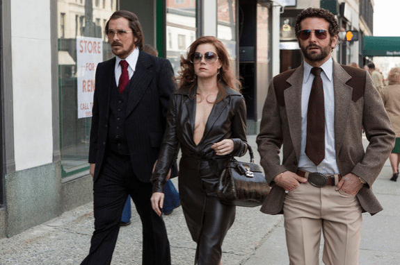 American Hustle Oscar Nominees