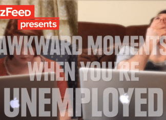 Awkward Moments When You're Unemployed