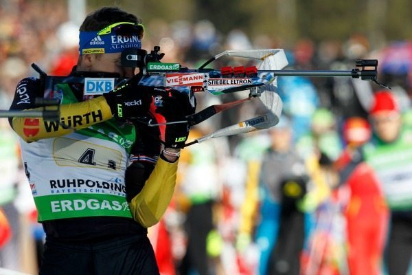 Biathlon Mixed Relay