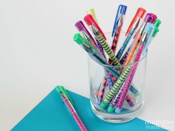 DIY Neon pens