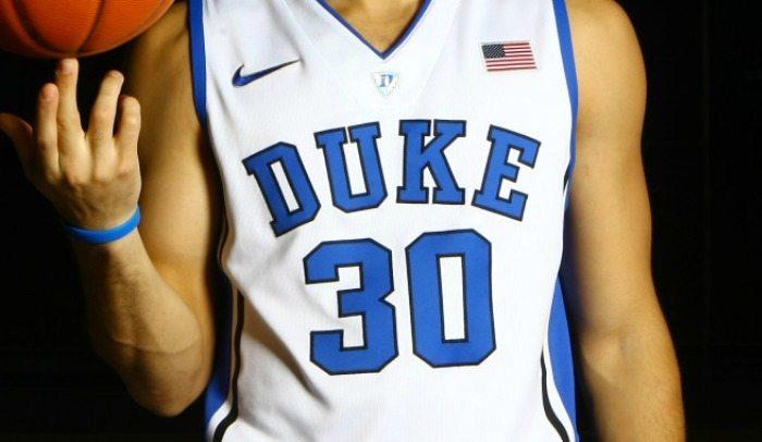 Top 10 2013 Men\\u0026#39;s College Basketball Uniforms   Campus Riot,NGYDYYF543,Duke University Blue Devils Uniforms