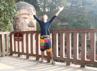 Jake Gaba Dances Across China - Dartmouth Student