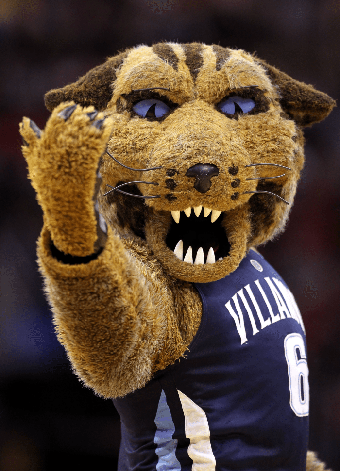 Mascot Monday Villanova Wildcats